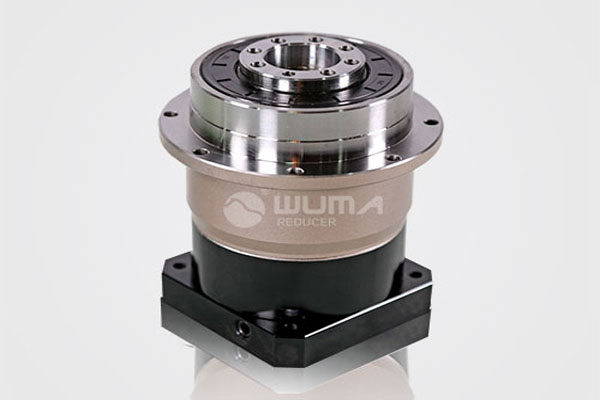 Hollow output planetary gearbox