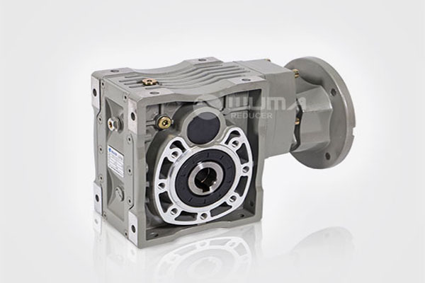 WAH Series High Efficiency Right Angle Aluminum Hypoid Gear Reducer
