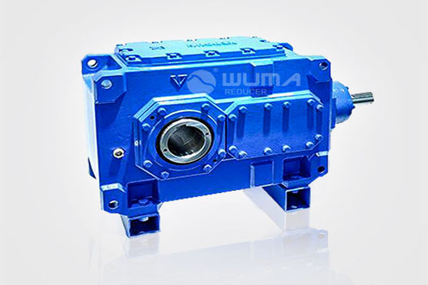 WB series rectangular shaft industrial gearbox